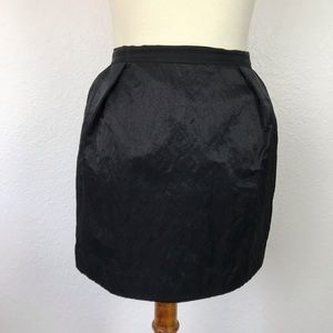 Elizabeth and James Side Pockets Mini Skirt